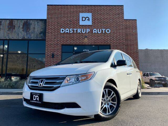 2013 Honda Odyssey for sale at Dastrup Auto in Lindon UT