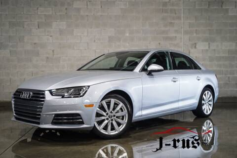 2017 Audi A4 for sale at J-Rus Inc. in Macomb MI