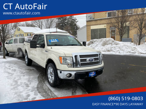 2009 Ford F-150 for sale at CT AutoFair in West Hartford CT