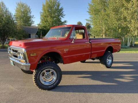 1971 GMC C/K 1500 Series for sale at Classic Car Deals in Cadillac MI