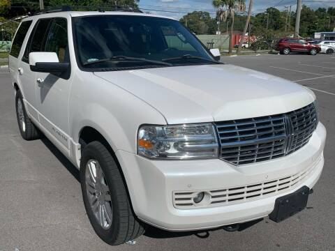 2011 Lincoln Navigator for sale at Consumer Auto Credit in Tampa FL