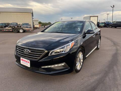 2015 Hyundai Sonata for sale at De Anda Auto Sales in South Sioux City NE