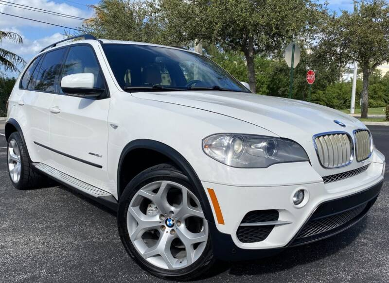 2012 BMW X5 for sale at Maxicars Auto Sales in West Park FL