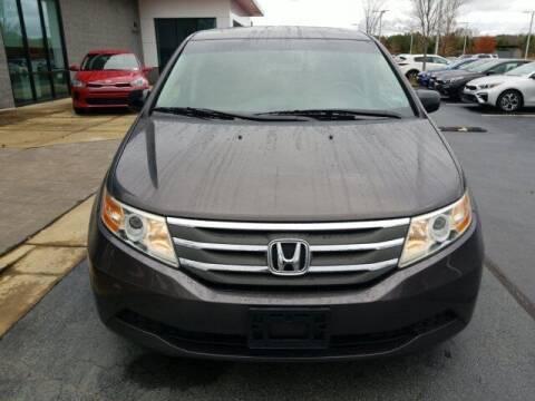 2012 Honda Odyssey for sale at Lou Sobh Kia in Cumming GA