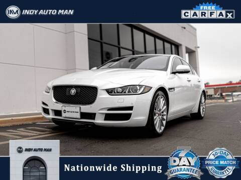 2018 Jaguar XE for sale at INDY AUTO MAN in Indianapolis IN