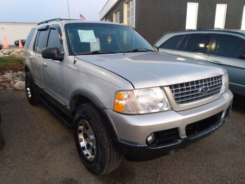 2002 Ford Explorer for sale at L & J Motors in Mandan ND