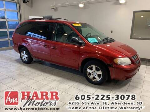 2006 Dodge Grand Caravan for sale at Harr Motors Bargain Center in Aberdeen SD