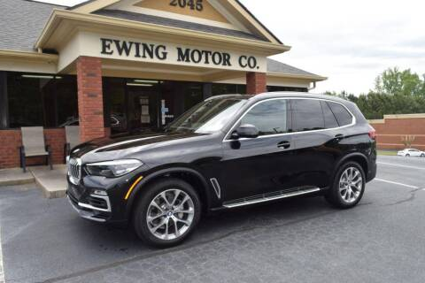 2020 BMW X5 for sale at Ewing Motor Company in Buford GA