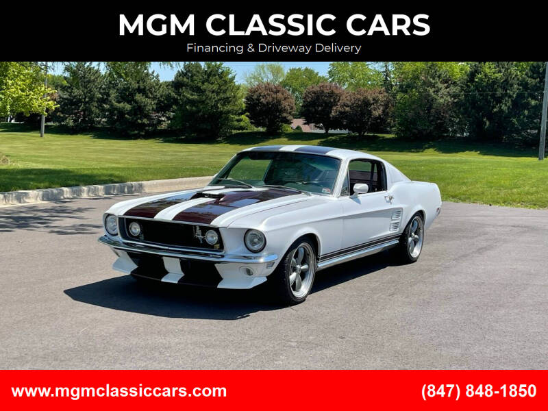 1968 Ford Mustang for sale in Addison, IL