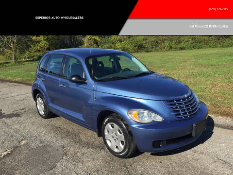 2007 Chrysler PT Cruiser for sale at Superior Auto Wholesalers in Burlington City NJ