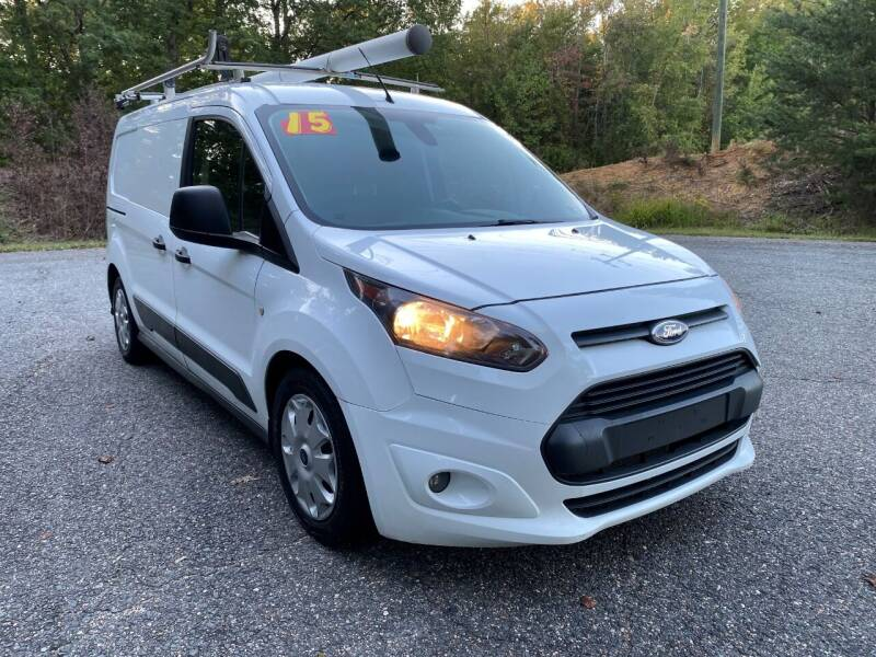 2015 Ford Transit Connect Cargo for sale at 4Auto Sales, Inc. in Fredericksburg VA