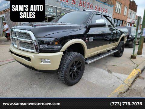 2014 RAM Ram Pickup 2500 for sale at SAM'S AUTO SALES in Chicago IL