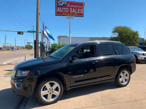 2014 Jeep Compass for sale at SP Enterprise Autos in Garland TX