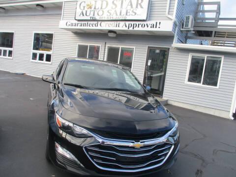 2019 Chevrolet Malibu for sale at Gold Star Auto Sales in Johnston RI