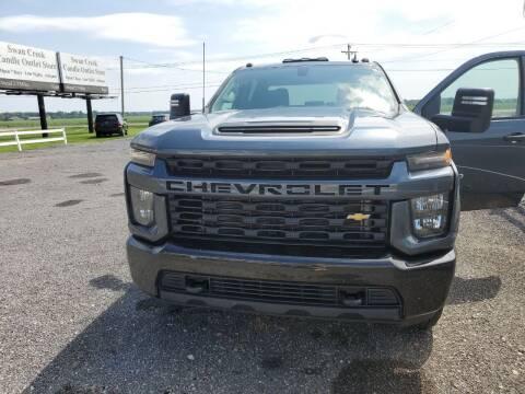 2020 Chevrolet Silverado 2500HD for sale at K & G Auto Sales Inc in Delta OH