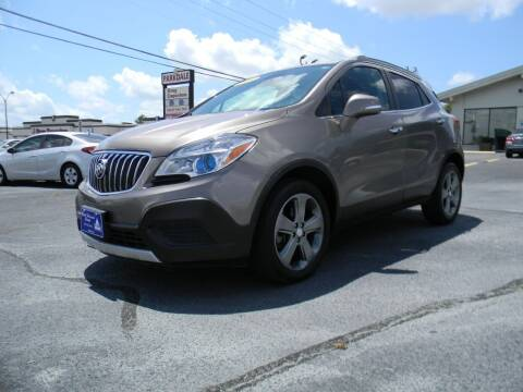 2014 Buick Encore for sale at MARK HOLCOMB  GROUP PRE-OWNED in Waco TX