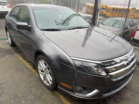 2012 Ford Fusion for sale at SNS AUTO SALES in Seattle WA