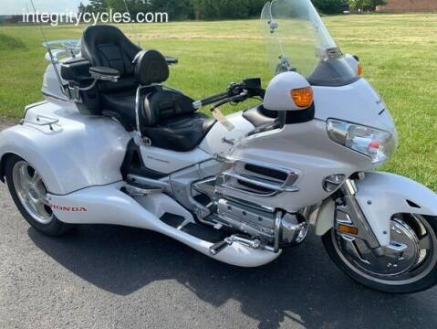 2008 Honda Goldwing for sale at INTEGRITY CYCLES LLC in Columbus OH