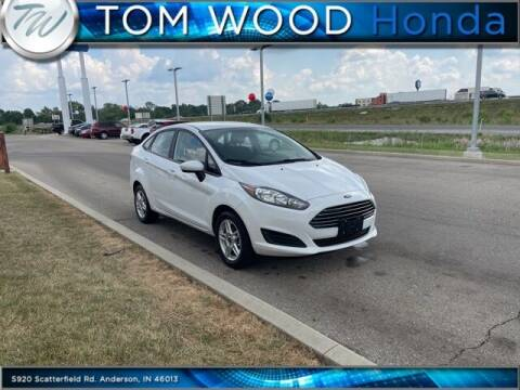 2019 Ford Fiesta for sale at Tom Wood Honda in Anderson IN