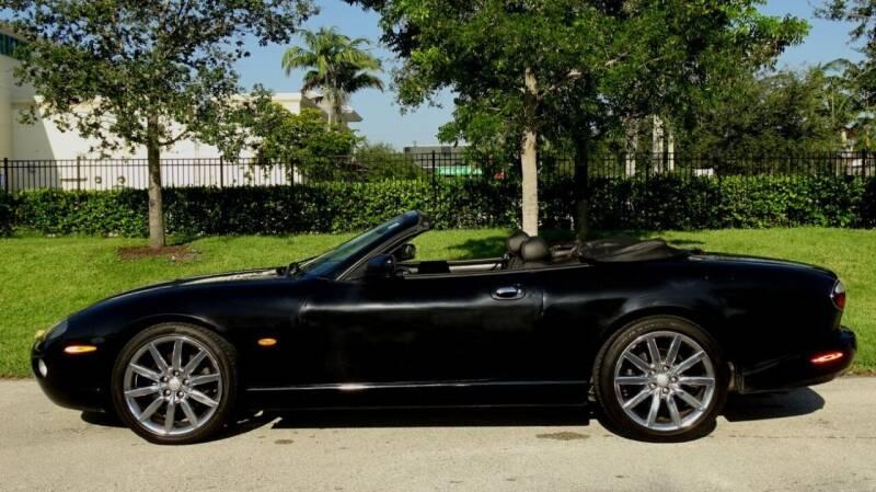 2006 Jaguar XK-Series for sale at Premier Luxury Cars in Oakland Park FL