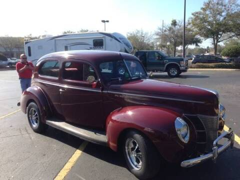 1940 Ford Deluxe for sale at Haggle Me Classics in Hobart IN