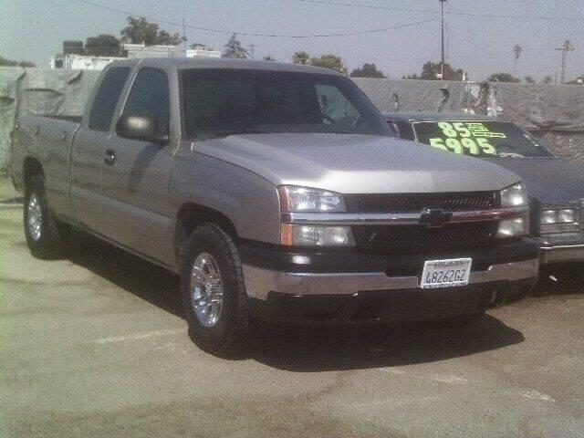 2003 Chevrolet Silverado 1500 for sale at Valley Auto Sales & Advanced Equipment in Stockton CA