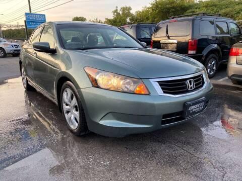 2008 Honda Accord for sale at Prestige Auto Sales Inc. in Nashville TN