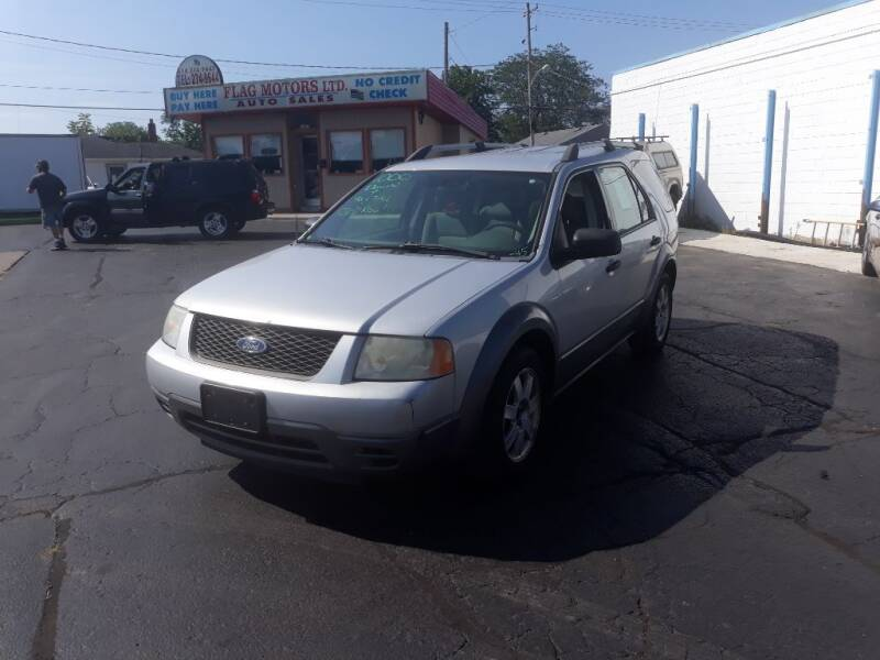 2005 Ford Freestyle for sale at Flag Motors in Columbus OH