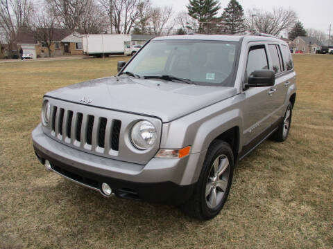 2016 Jeep Patriot for sale at Triangle Auto Sales in Elgin IL