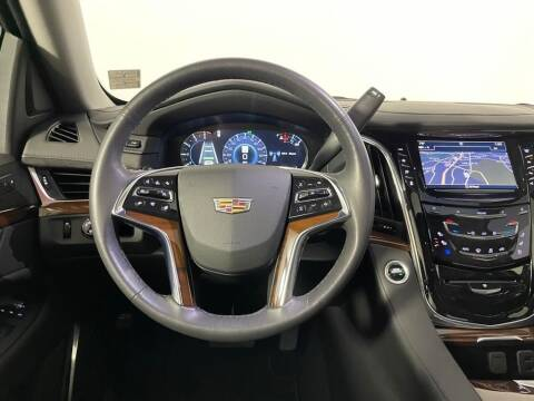 2019 Cadillac Escalade for sale at CU Carfinders in Norcross GA