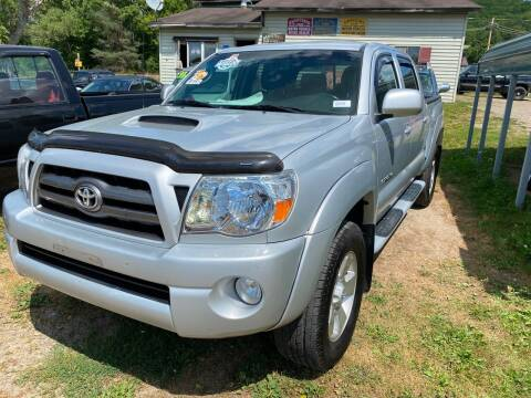 2009 Toyota Tacoma for sale at Richard C Peck Auto Sales in Wellsville NY