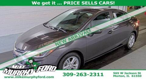 2016 Chevrolet Cruze for sale at Mike Murphy Ford in Morton IL
