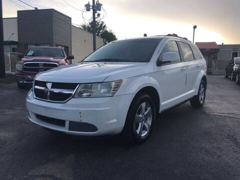 2009 Dodge Journey for sale at Saipan Auto Sales in Houston TX