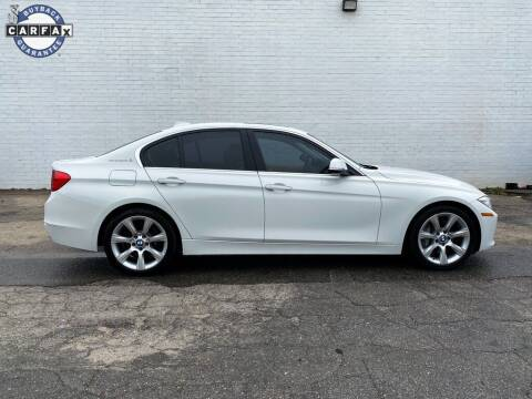 2014 BMW 3 Series for sale at Smart Chevrolet in Madison NC