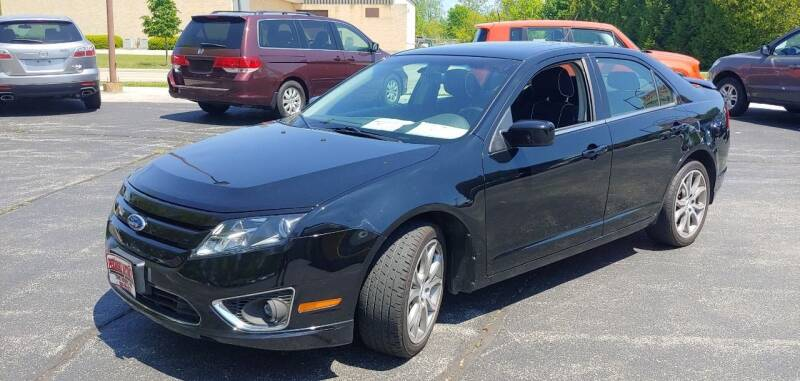 2012 Ford Fusion for sale at PEKARSKE AUTOMOTIVE INC in Two Rivers WI
