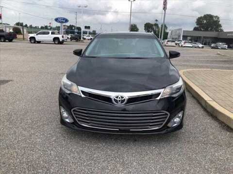 2014 Toyota Avalon for sale at CAR MART in Union City TN