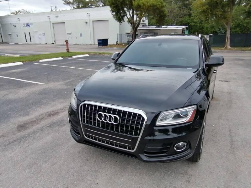 2016 Audi Q5 for sale at Best Price Car Dealer in Hallandale Beach FL