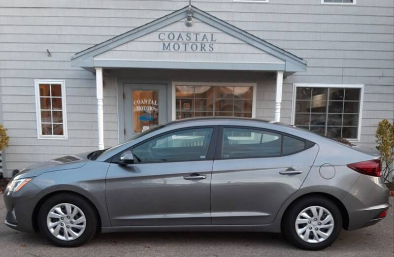 2019 Hyundai Elantra for sale at Coastal Motors in Buzzards Bay MA