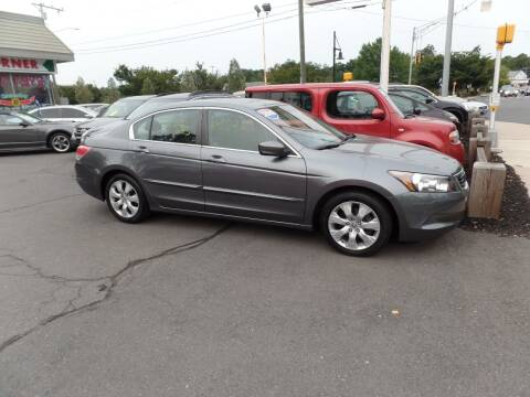 2009 Honda Accord for sale at CAR CORNER RETAIL SALES in Manchester CT