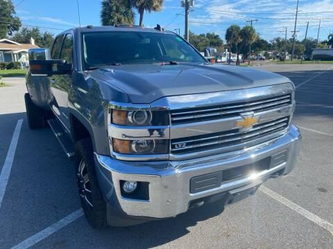 2015 Chevrolet Silverado 3500HD for sale at Consumer Auto Credit in Tampa FL