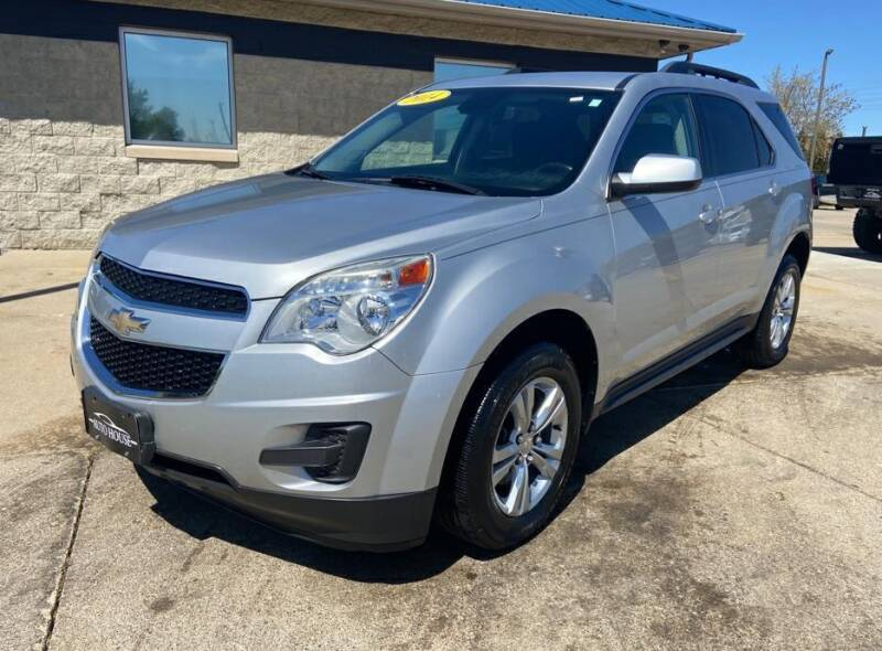 2014 Chevrolet Equinox for sale at Auto House of Bloomington in Bloomington IL