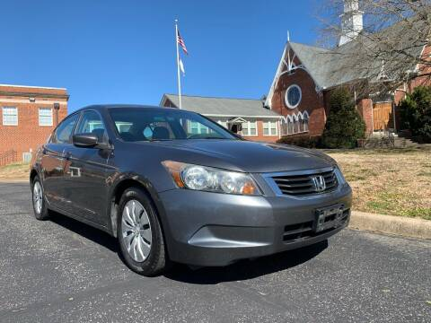 2010 Honda Accord for sale at Automax of Eden in Eden NC