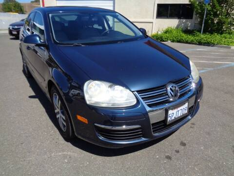 2005 Volkswagen Jetta for sale at NorCal Auto Mart in Vacaville CA