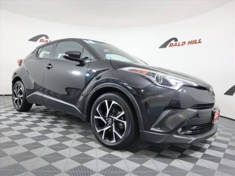 2018 Toyota C-HR for sale at Bald Hill Kia in Warwick RI