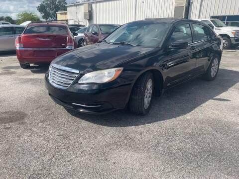 2012 Chrysler 200 for sale at JacksonvilleMotorMall.com in Jacksonville FL