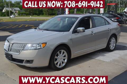2010 Lincoln MKZ for sale at Your Choice Autos - Crestwood in Crestwood IL