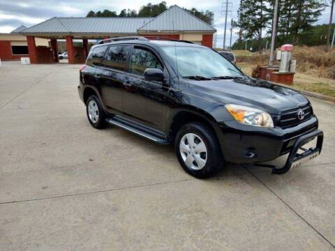 2008 Toyota RAV4 for sale at A&Q Auto Sales in Gainesville GA