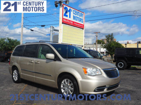 2013 Chrysler Town and Country for sale at 21st Century Motors in Fall River MA