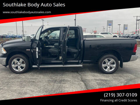 2014 RAM Ram Pickup 1500 for sale at Southlake Body Auto Sales in Merrillville IN