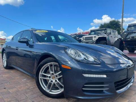 2015 Porsche Panamera for sale at Cars of Tampa in Tampa FL
